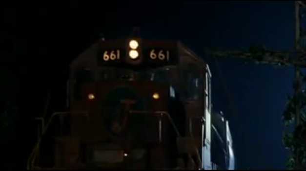 "EJ&E 661 in ""Dennis the Menace"""