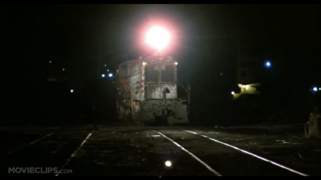 The locomotive in Footloose is a Rare Locomotive Indeed